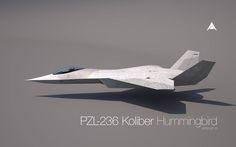 PZL-236 Koliber (Hummingbird) from Poland.