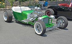 L.A Roadster Show by KID DEUCE #car #roadster #custom