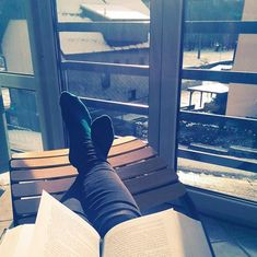Read a book in total silence.