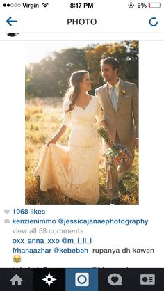 Kenzie Nimmo's wedding dress THIS IS JUST LIKE THE DRESS I IMAGINE AHHH