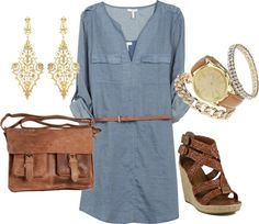 """Casual Date Night"" by kelly-thompson-bonicelli on Polyvore"
