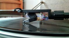 New Ortofon stylus fitted.