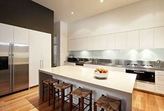 15 Inspirational Caesarstone Kitchens & Bathrooms from our Neutral Collection