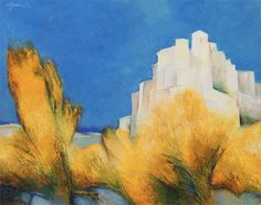 Provence 92*73 Provence, Painting, Pintura, Painting Art, Paintings, Painted Canvas, Provence France