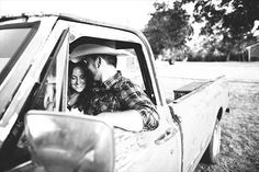 20 Best Engagement Photo Ideas: The Pick Up Truck (by Justin Battenfield)