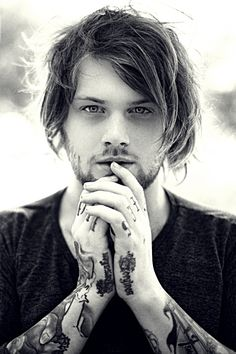 Danny Worsnop - Asking Alexandria - so pretty