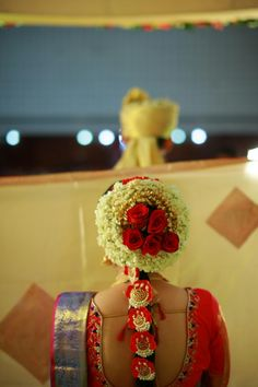 A wedding of two families! Wedding Bible, Wedding Story, Ganesh Pooja, Happy Married Life, Flower Hair Accessories, Groom Outfit, Bridal Hairstyles, Famous Celebrities, Flowers In Hair