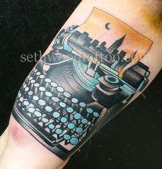 by Seth Wood Tattoo