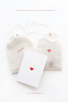 LOVE HANDCRAFTED | LIMITED EDITION VALENTINE'S SET | Besotted