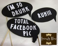 Photobooth Props -