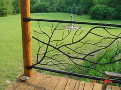 Hand Forged Furniture, Custom Hand Forged Stair Rails, Hand Forged Gates, Bar Stools