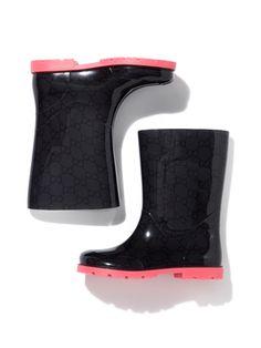 GG' Rain Boot from Gucci
