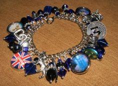 The Doctor Who Companion Charm Bracelet