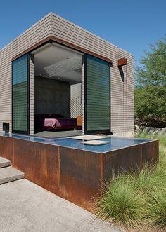 Gazebo - www.casaecia.arq - Cursos on line - Design de Interiores e Paisagismo / Jardinagem.