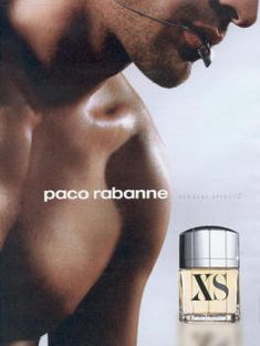 XS by Paco Rabanne (2002).