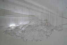 onishi yasuaki suspends reverse of volume with glue