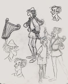 Milt Kahl - Black Cauldron