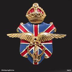 SILSON British & American Ambulance Corps Pin by AntiquingOnLine