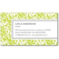 future business cards