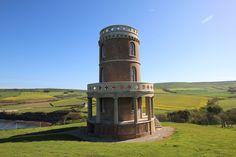 https://flic.kr/p/rSgGsX | Clavell Tower. | Kimmeridge Bay, Dorset.