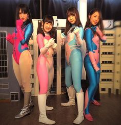 Cute Cosplay, Cute Asian Girls, Viera, Krystal, Power Rangers, Asian Fashion, Sexy Outfits, Japan, Costumes