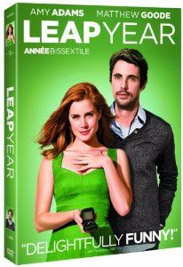 Leap Year DVD. For more information, click on the pin.