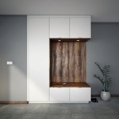 skrine do chodby Luster, Tall Cabinet Storage, Furniture, Home Decor, Decoration Home, Room Decor, Home Furniture, Interior Design, Home Interiors