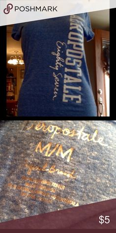 Tee. Perfect for jeans. Excellent condition Aeropostale Tops Tees - Short Sleeve