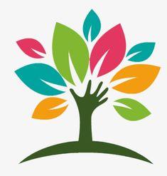 Preschool Logo, Kindergarten Logo, Arte Orca, Save Trees Slogans, Tree Slogan, Vector Verde, Tree Of Life Logo, Graphic Design Art, Logo Design