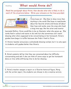 Reading Comprehension: Black Beauty | Comprehension worksheets ...