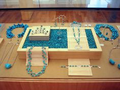 TwentyFirst Group Jewelry Display | by Cynthia Rybakoff
