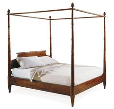 460M/Q Chelmsford Bamboo Bed/Queen