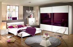 Quadra wardrobes and matching furniture