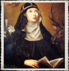 Testimonios para Crecer: Santa Brigida de Suecia, Patrona de Europa, 23 de ...