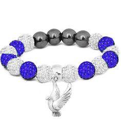Aureate Label - Zeta Phi Beta Crystal Bracelet , $30.00 (http://www.aureatelabel.com/zeta-phi-beta-crystal-bracelet/)