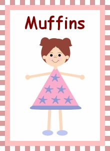 Recipes for little girl tea parties found here. (I know 4 little girls who will be glad I pinned this :)