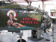 Nose Art and Pin-Up Girls                                                                                                                                                                                 More
