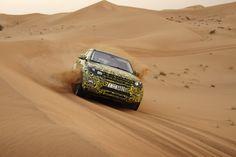 Range Rover Evoque #Dubai