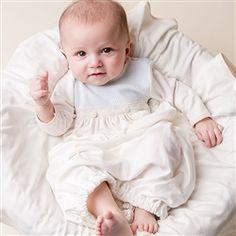 Baby Boy Layette - Jack Collection - Couture Outfits for Babies