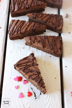 Triple chocolate mousse brownie (no grains, dairy or eggs)