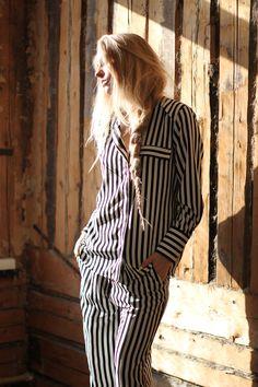 to wear a pyjama suit for the whole day long Pjs e6bd3d062e0a4