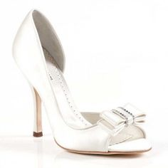 Neve Wedding Shoes - Benjamin Adams