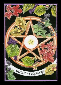 Autumn Equinox:  BOS Autumn Equinox cover page.