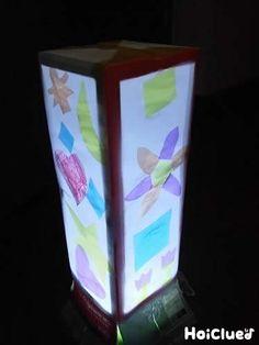 ほのかで優しい灯りに、すっかり包み込まれてしまいそう…そんな本格ランタンを手作りしちゃおう!カラーセロファンを切ったり貼ったりして、オリジナルの模様を作れるとこともポイント!