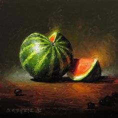 On the Astral Plane by David Cheifetz Oil ~ 5 x 5 Vegetable Painting, Still Life Artists, Still Life Oil Painting, Fruit Painting, Fruit Art, Art Abstrait, Pastel Art, Beautiful Paintings, Art Oil