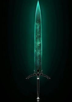 The Holy Moonlight Greatsword