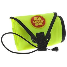 OMS Yellow Divers Alert Marker  6 ft  18 m   Closed Bottom *** You can get more details by clicking on the image.