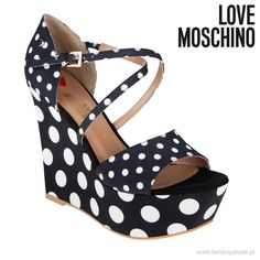 Koturny Moschino Love ...: #koturny #Moschino #Love #LoveMoschino #LaMarqueuse #trends #trendy #shoes #buty:...