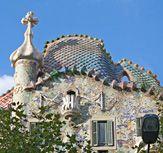 Casa Battló - endnu et fantastisk eksempel på Gaudís arkitektur