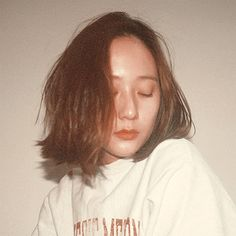 Korean Lady, Korean Women, Prity Girl, Photoshoot Concept, Role Player, Krystal Jung, Korean American, Twitter Icon, Sulli